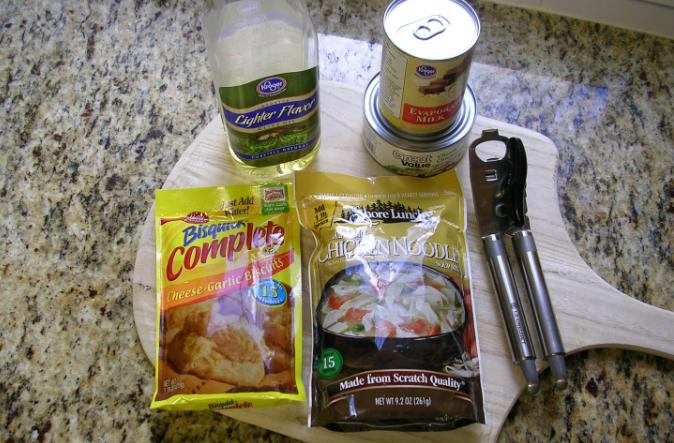 Chicken Pot Pie Mixes