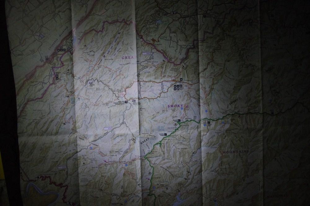 Fenix LD41 Map