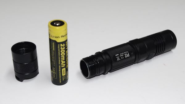 Nitecore P12 Battery