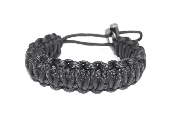 Smokey Paracord Bracelet