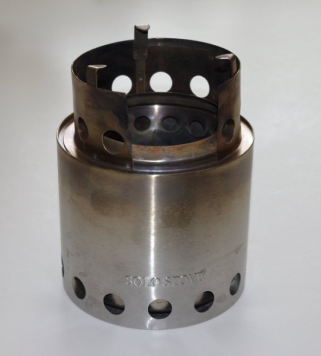 Solo Stove - Woodgas Survival Stove