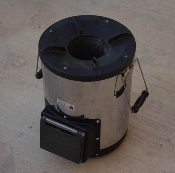 Silverfire Stove