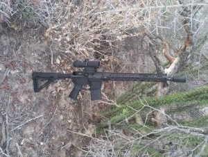 Easy AR15 Build