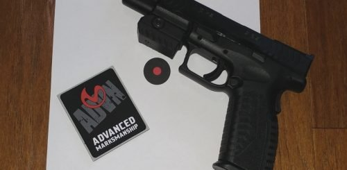 MantisX Advanced Marksmanship