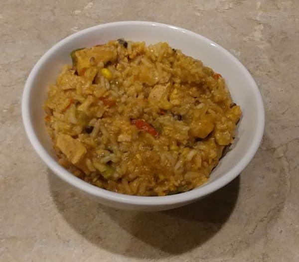 Mountain House Chicken Fajita Bowl Review