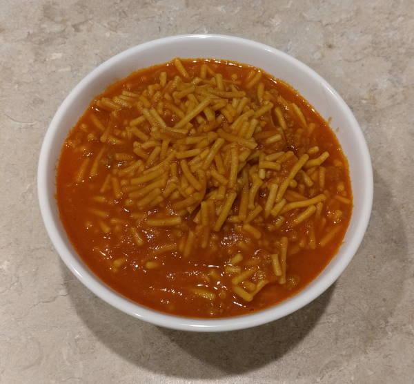 Mountain House Freeze Dried Spaghetti Taste Test