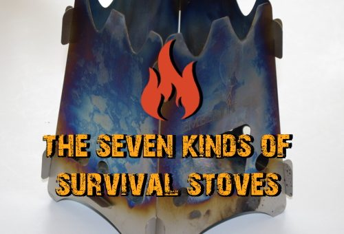 Survival Stoves