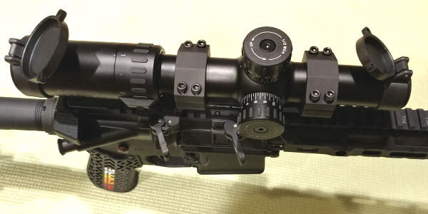 Midwest Industries QD Scope Mount