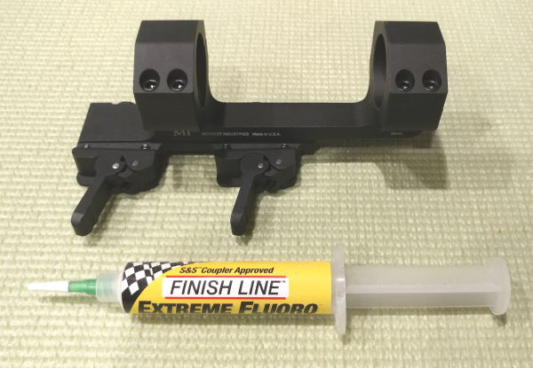 QD Scope Mount Grease
