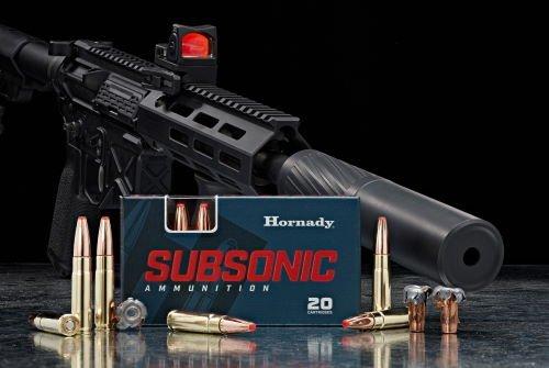 Subsonic Ammo