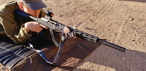 Ultimate 10/22 Build Survival Rifle With Suppressor