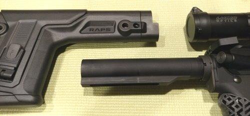 FAB Defense RAPS Install