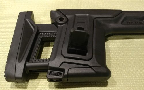 FAB Defense RAPS Stock Adjustable Buttpad