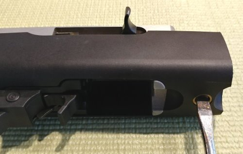 Ultimate 10/22 Suppressed Survival Rifle Unscrew