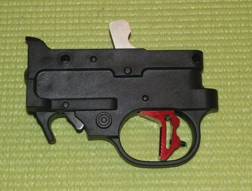 Building a 10/22 Suppressed Survival Rifle Trigger Assembly