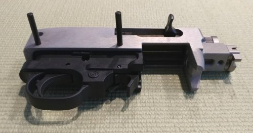 10/22 Build Suppressed Survival Rifle Trigger Work
