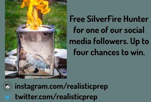Free Rocket Stove